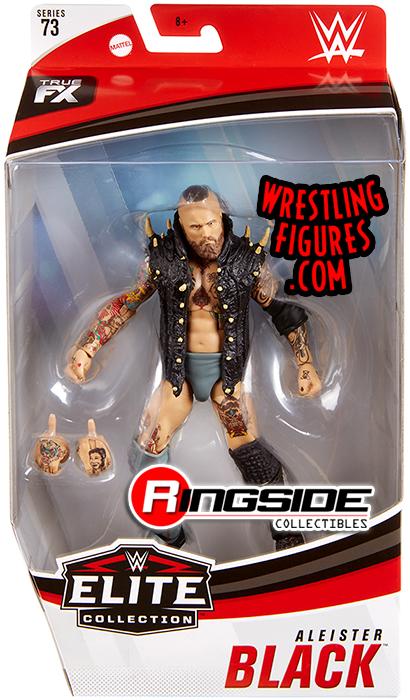 Aleister Black Wwe Elite 73 Wwe Toy Wrestling Action
