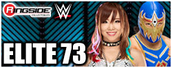 Mattel WWE Elite Series 73!