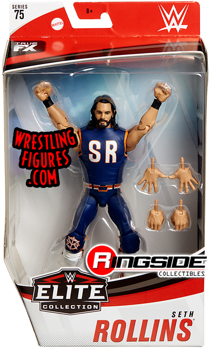 WWE ACTION FIGURE SERIE ELITE 75 NEW MATTEL TOY WRESTLING