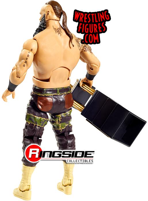 Mattel-WWE Wrestling Elite Series 76-Braun strowman-NUOVO