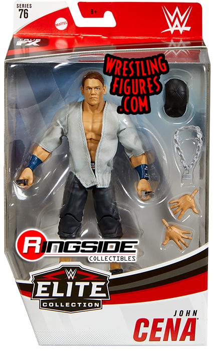 John Cena Wwe Elite 76 Wwe Toy Wrestling Action Figure
