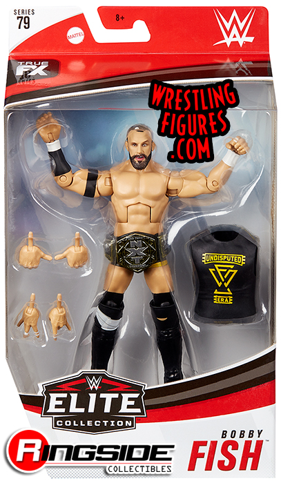 WWE Bobby Pesce Elite Series 79 Action Figure