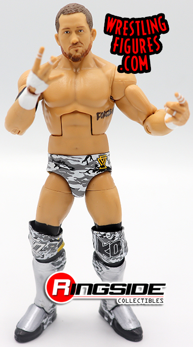 WWE Kyle O/'reilly Elite Collection Series 80 Chase Undisputed Era Mattel 2020 for sale online