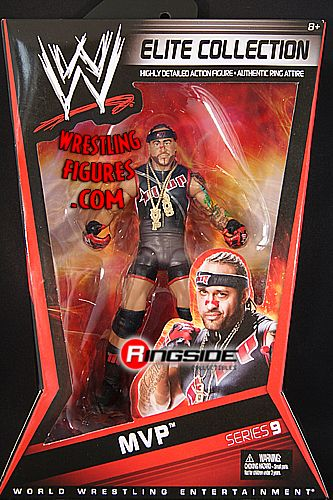 Battle Ropes For Sale >> MVP - WWE Elite 9 | Ringside Collectibles