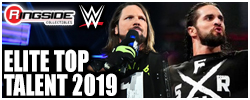 Mattel WWE Elite Top Talent 2019!