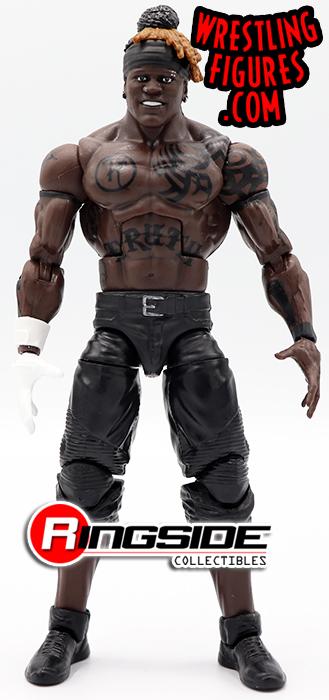 WWE Elite 78 R-Truth New Sealed Mattel 24//7 Figure Wrestling