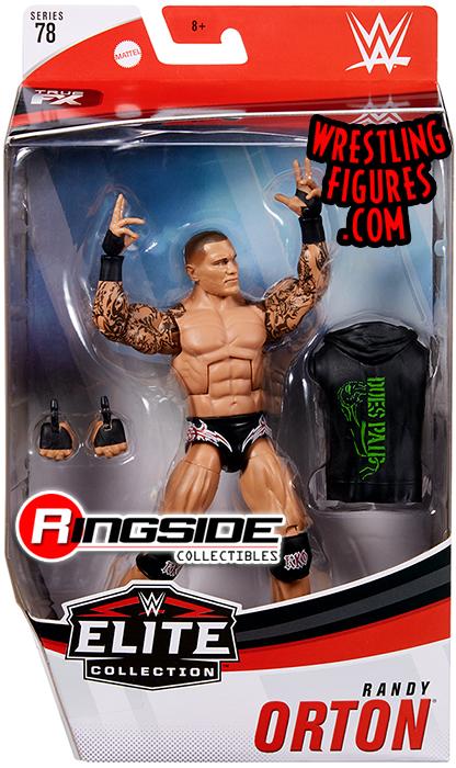 Randy Orton Wwe Elite 78 Wwe Toy Wrestling Action Figure