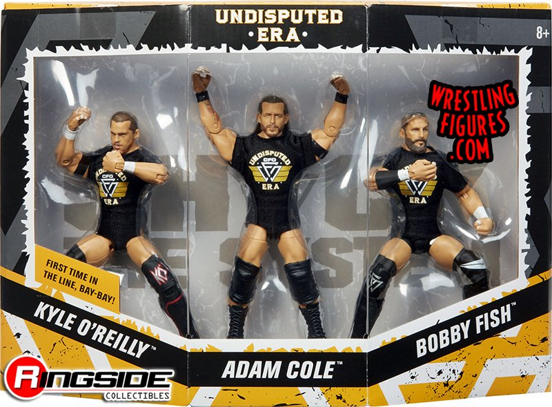 WWE Mattel Kyle O/'Reilly Undisputed Era Epic Moments Elite Series figure loose