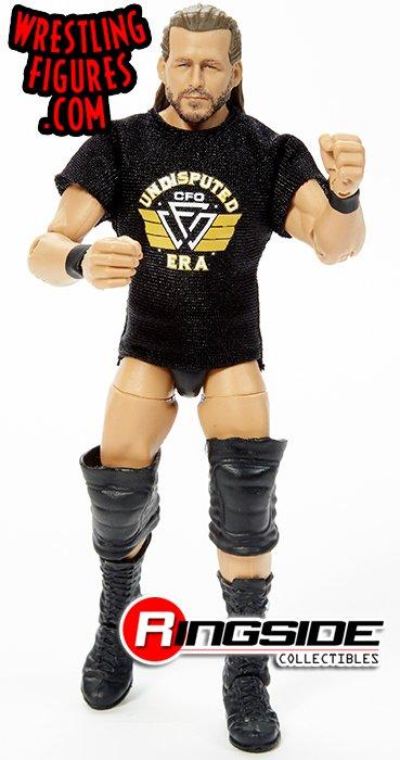 WWE Mattel Adam Cole Elite Series Epic Moments Undisputed Era Figure loose