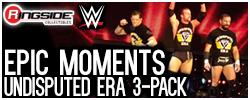 Mattel WWE Undisputed Era - Epic Moments!
