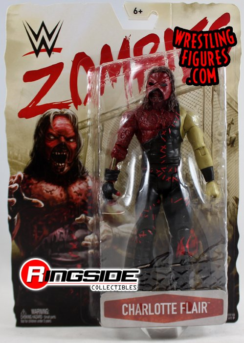 Error Figure Kane Wwe Zombies Series 3 In Charlotte