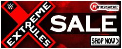 Extreme Rules Sale!