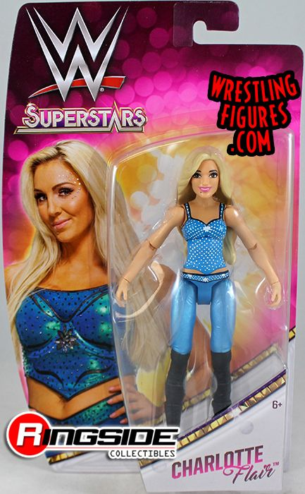 Charlotte Flair Wwe Girls Toy Wrestling Action Figure By