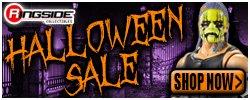 Ringside Halloween Sale!