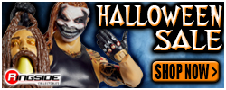 Halloween Sale at RINGSIDE!