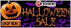 Ringside Collectibles Halloween Sale!