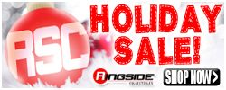 Ringside's Holiday Sale!