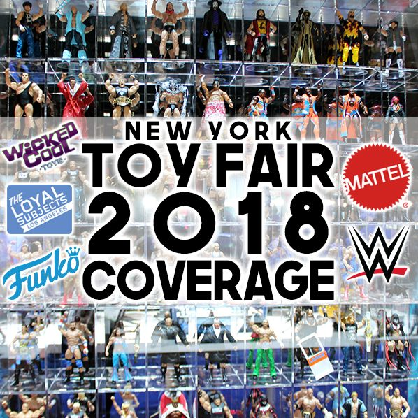 new york toy fair 2018 ringside collectibles