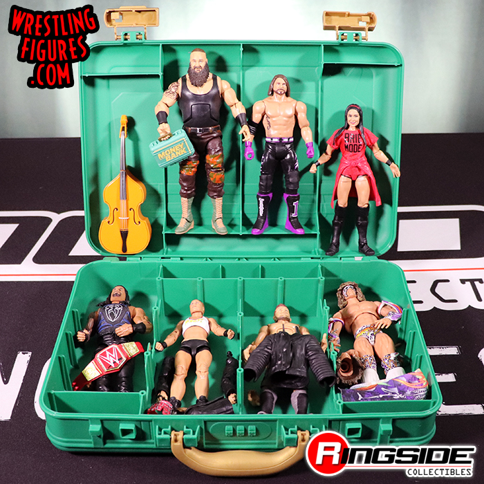 WWE Wrestling Money in the Bank Collector Case