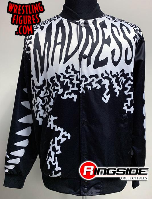 140f49982290f Macho Man (Madness) - WWE Fanimation Retro Style Jacket by Chalk Line!