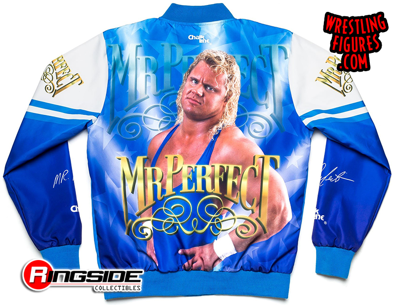 Mr Perfect Retro Wrestling legend T Shirt