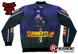 563ad9f1c SummerSlam (1997) 20th Anniversary - WWE Fanimation Jacket