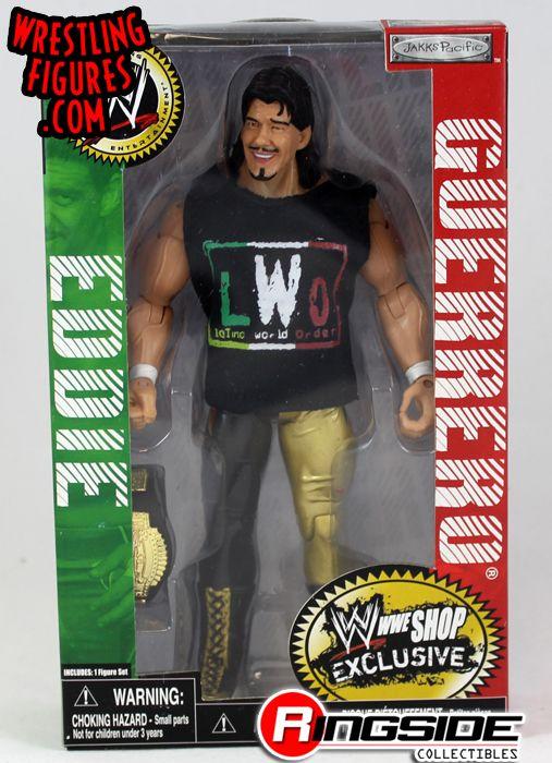 WWF LJN Custom Eddie Guerrero Wrestling figure Limited Edition pre-order!