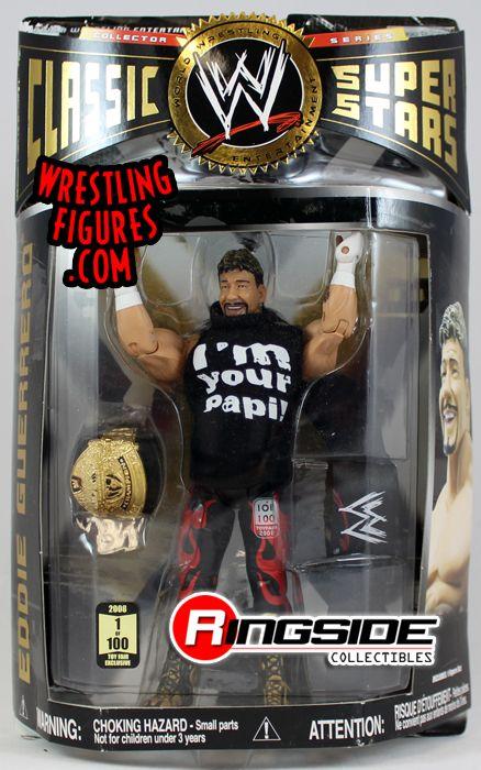 Eddie Guerrero 1 Of 100 Wwe Classic Superstars
