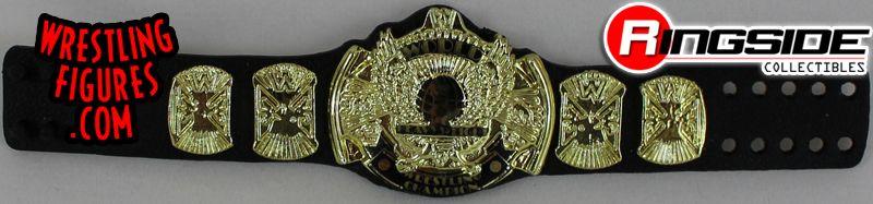 Mattel WWE Winged Eagle Championship!