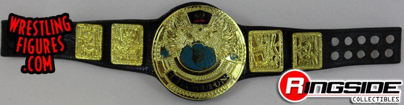 Mattel WWE Attitude Championship!