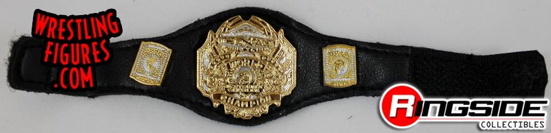 Jakks TNA World Heavyweight Championship!