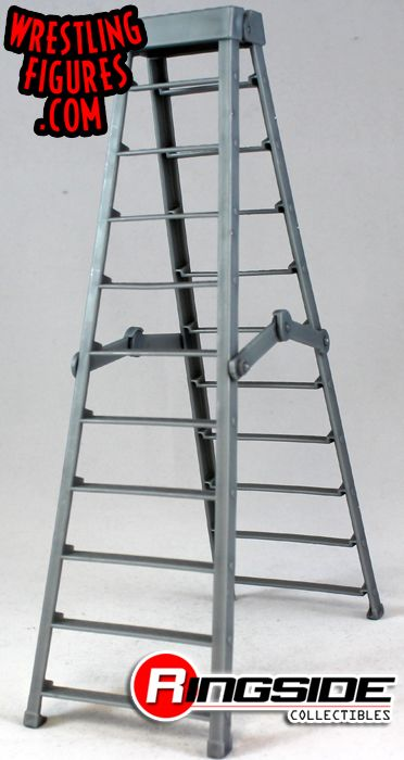 WWE Wrestling Mattel Accessory Large Tall Ladder for Basic and Elite Figures