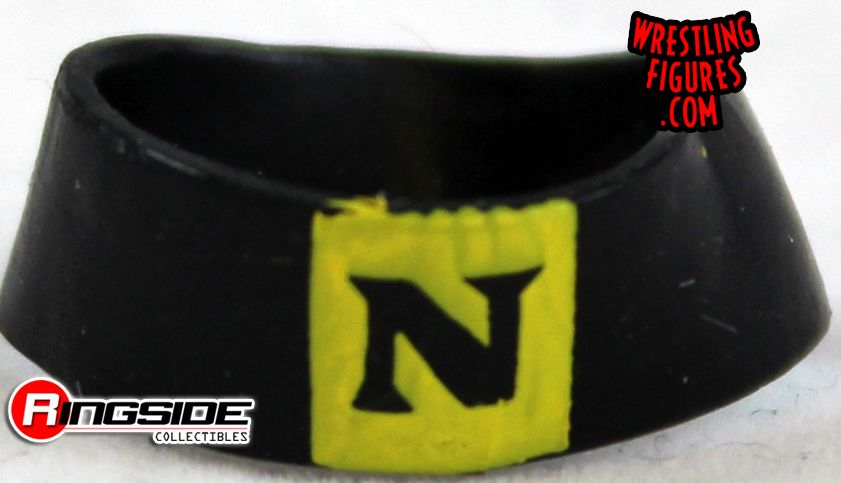 Loose Accessory Wwe Nexus Arm Band Ringside Collectibles