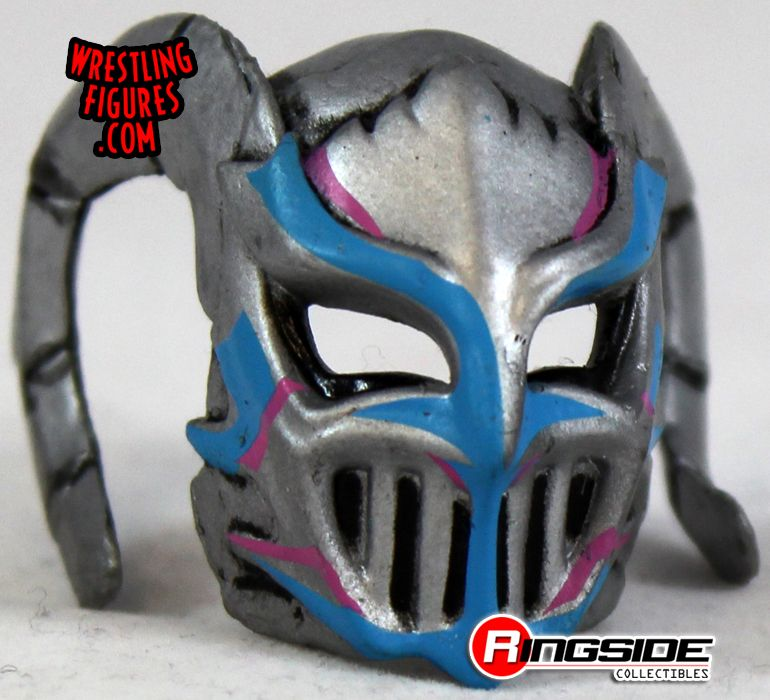 Loose Accessory Jeff Hardy Quot Full Metal Quot Mask Ringside