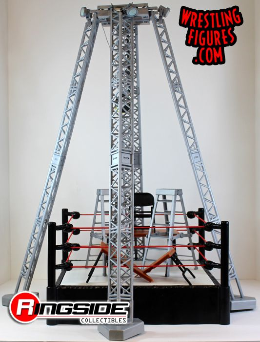Loose Accessory Wwe Tlc Ring Playset Ringside Collectibles