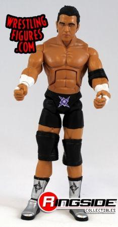 Loose Figure - Frankie Kazarian - TNA Deluxe Impact 6