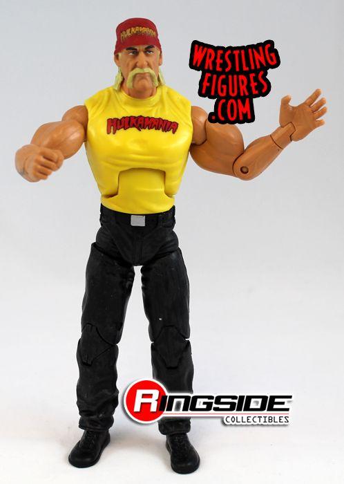 Loose Figure - Hulk Hogan - TNA Deluxe Impact 8 | Ringside ...