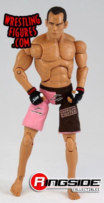 UFC Deluxe Figures #4 Rich Fanklin