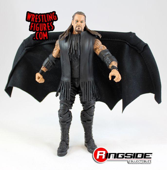 Loose Figure Undertaker Wwe Defining Moments 4
