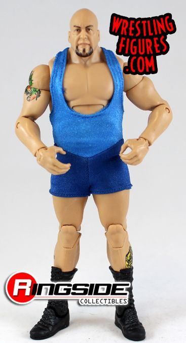 Loose Figure Big Show Wwe Elite 4 Ringside Collectibles