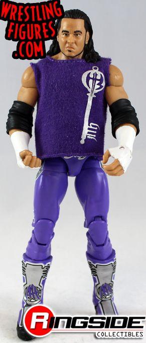 Loose Figure Matt Hardy Wwe Elite 6 Ringside