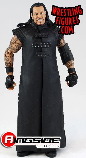 Loose Figure Undertaker Wwe Elite 8 Ringside