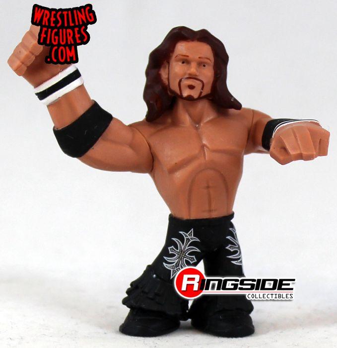 John Morrison WWE Mattel Rumbler Wrestling Figure