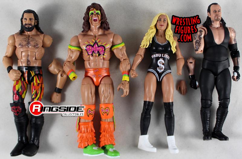 Broken Loose Figures Seth Rollins Ultimate Warrior