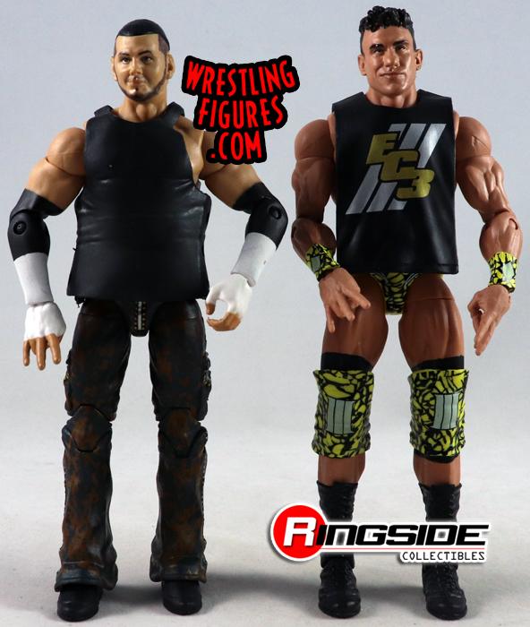 WWE Mattel Matt Hardy ECW Ringside Elite Series figure loose
