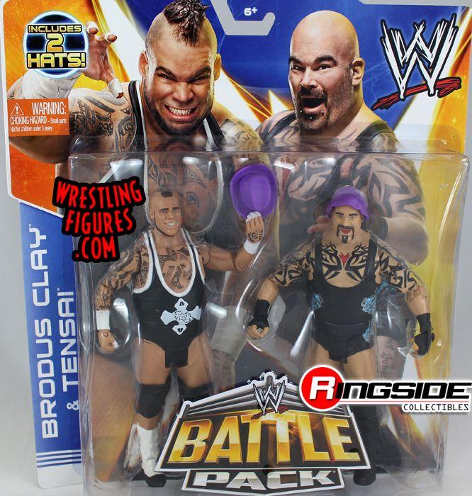 WWE Battle Pack Series 027 (2014) M2p27_brodus_clay_tensai_moc