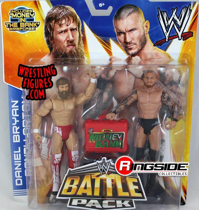 Daniel Bryan Amp Randy Orton Wwe Battle Packs 27