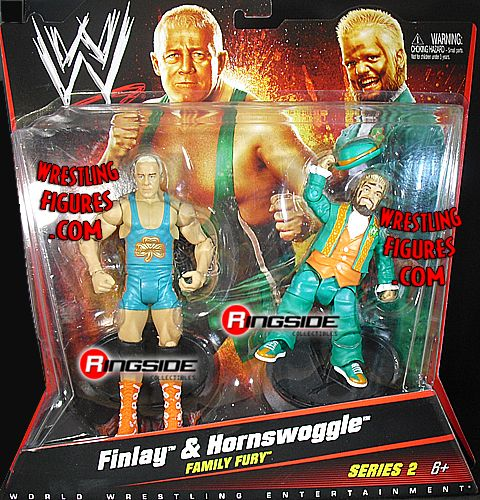 Finlay Amp Hornswoggle Wwe 2 Packs 2 Ringside Collectibles