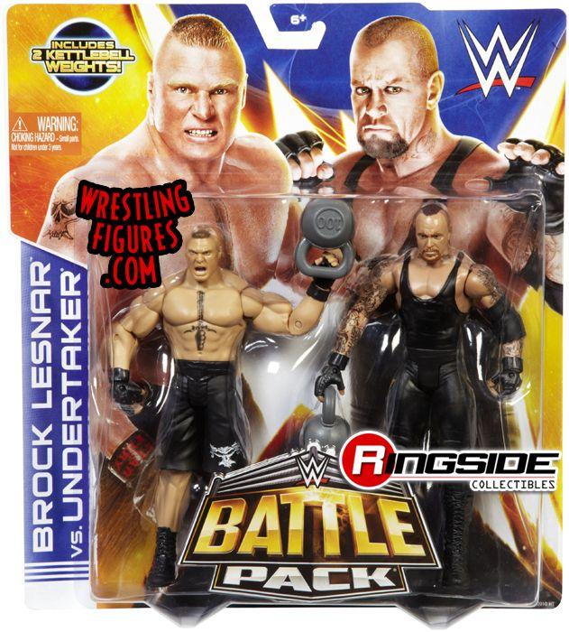 WWE Battle Pack Series 030 (2014) M2p30_brock_lesnar_undertaker_P