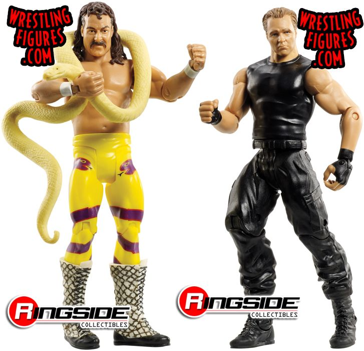 WWE Battle Pack Series 030 (2014) M2p30_jake_roberts_dean_ambrose_pic1_P